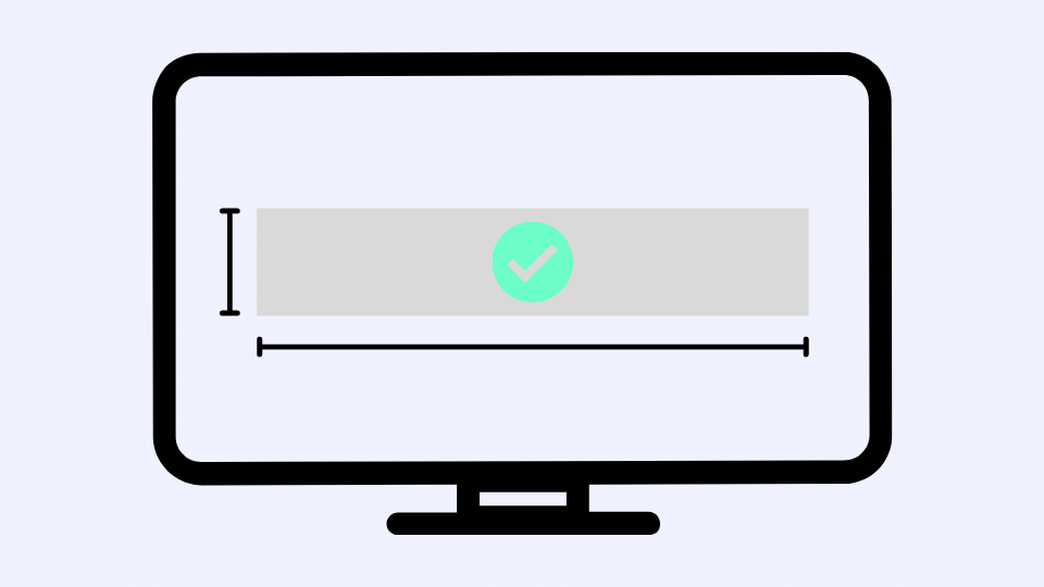 YouTube Banner Text and Logo Safe Area