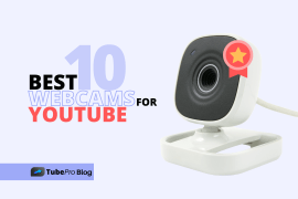 10 Best Webcams For YouTube in 2021