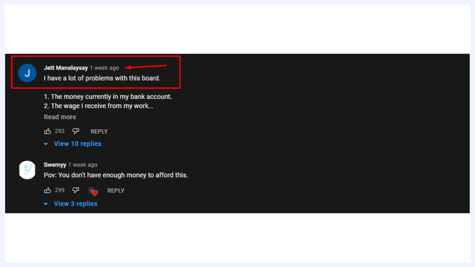 What Does Highlighted Comment Mean On YouTube?