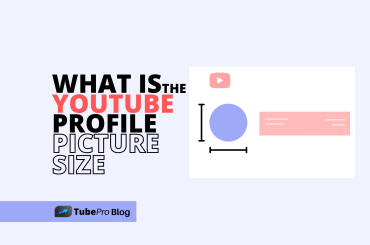 What is the YouTube Profile Picture Size?